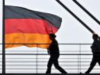Deutschands Bürger gehen zur Urne