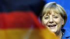 Bundeskanzlerin Angela Merkel am 22. September in Berlin.