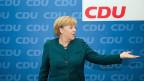 Bundeskanzlerin Angela Merkel am 23. September in Berlin.