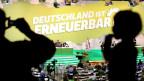 am kleinen Parteitag der deutschen Grünen