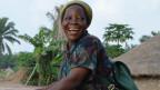 «Ich lasse mich nie entmutigen», sagt Angélique Naimaiko.