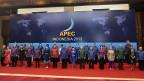 Apec-Gipfel - Die TeilnehmerInnen auf der Insel Bali.