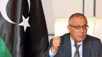 Der libysche Premier Ali Seidan im August 2013 in Tripoli.