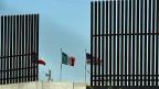 Die USA beabsichtigen, den Grenzzaun zu Mexiko weiter auszubauen.