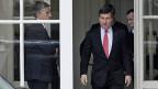 Chharles H. Riivkin, der US-Botschafter in Frankreich, ist am Montag ins französische Aussenministerium zitiert worden.