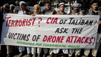 Bereits 2010 versuchten pakistanische BürgerInnen, sich gegen die Drohnenangriffe der USA zu wehren; Opfer sei fast immer die Zivilbevölkerung.