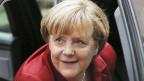 Die deutsche Bundeskanzlerin Angela Merkel bei uihrer Ankunft in Brüssel - auch dort sind die Lauschangriffe des US-Geheimdienstes NSA Thema.
