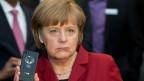 Angela Merkels «kleines Schwarzes». Abhören unter Freunden - das geht gar nicht, so Angela Merkel.
