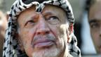 Arafat starb im Jahr 2004 in Paris.
