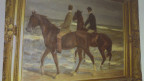 Ein Gemälde von Max Liebermann «Zwei Reiter am Strande»; eines von fast 1'400 Bildern, welche in der Münchner Wohnung gefunden wurden.