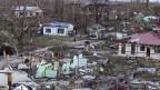 Taifun Haiyan zerstörte ganze Städte aud en Philippinen