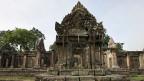 Die knapp fünf Quadratkilometer rund um diesen Tempel gehören ab sofort zu Kambodscha - so will es der Internationale Gerichtshof in Den Haag.