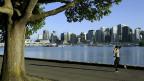 Die kanadische Grossstadt Vancouver hat sich freiwillig strenge Klimaschutzziele verordnet.