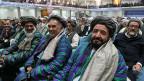 Die afghanische Ratsversammlung Loya Jirga tagt am 21. November in Kabul.