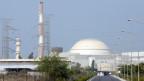 Das Kernkraftwerk Bushehr, ausserhalb der südlichen Stadt Bushehr, Iran.