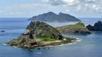 Zankapfel zwischen China und Japan: Diaoyu- oder Senkaku-Inseln im ostchinesischen Meer.