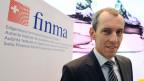 Ein Verzicht auf die Teilnahme am Programm scheine wenig vorteilhaft, meint Patrick Raaflaub, Direktor der Eidgenössischen Finanzmarktaufsicht (Finma).