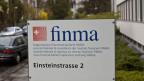 Der Hauptsitz der  Finanzmarktaufsicht (Finma)  an der  Einsteinstrasse 2 in Bern.