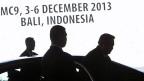 K(l)eine Chance für eine Stärkung des Welthandels an der WTO-Konferenz auf Bali.