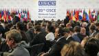 Aussenministertreffen der OSZE in der ukrainischen Hauptstadt Kiew.
