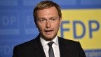der neue Chef der FDP, Christian Lindner