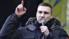 Vitali Klitschko am 8. Dezember in der ukrainischen Hauptstadt Kiew.