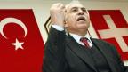 Der türkische Nationalist Dogu Perincek auf einem Bild vom März 2007.