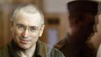 Der russische Oppositionelle Michail Chodorkowski, auf einem Bild von 2010.