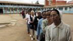 Wahltag in der madegassischen Hauptstadt Antananarivo.