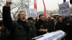 Anti-Erdogan-Demonstration in Ankara