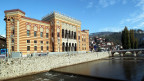 Das wieder aufgebaute Sarajevo