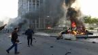 Nach der Explosion in Beirut, wo der ehemalige Finanzminister Mohammed Shattah ums Leben kam.