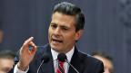 Der mexikanische Präsident Enrique Peña Nieto.