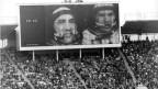 Die Eröffnung der Sommerspiele 1980 in Moskau