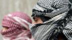 Ein Kämpfer der al-Kaida-Gruppe ISIL, die zwei irakische Städte eingenommen und zu «Gottesstaaten» erklärt haben.