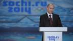 Der russische Präsident Putin