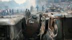 Nach einem Anschlag in Inguschetien
