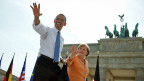 Im vergangenen Sommer in Berlin war die Freundschaft noch intakt: US-Präsident Obama und Bundeskanzlerin Merkel.