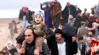 6,5 Millionen Menschen sind in Syrien durch die Kämpfe aus ihrem Heim vertrieben worden. 2,3 Millionen von ihnen leben derzeit in Nachbarländern.