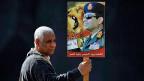 Ein Unterstützer General as-Sisis am 25. Januar in Kairo.