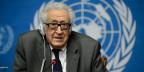 «Es ist eine riesige Chance für den Frieden, die nicht vertan werden darf», sagte der Vermittler Lakhdar Brahimi an der Internationalen Syrien-Konferenz in Genf.