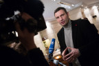 Vitaly Klitschko an der Sicherheitskonferenz in München