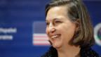 Die US-Diplomatin Victoria Nuland: Tief ins Fettnäpfchen getreten.