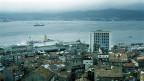 Blick auf die Hafenstadt Vigo im Nordwesten Spaniens. Viele der EinwohnerInnen verstehen das Ergebnis der Abstimmung in der Schweiz nicht.