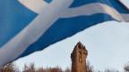 Wenn Schottland das Vereinigte Königreich verlasse, verlasse es das Pfund, droht der britische Schatzkanzler Osborne.