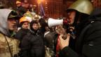 Ausnahmezustand in Kiew am 21. Februar 2014
