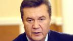 Viktor Janukovitsch ist seit Februar 2010 Präsident der Ukraine.