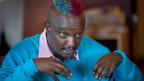 Der preisgekrönte kenianische Autor Binyavanga Wainaina am 22. Januar 2014.