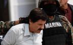 Joaquín Guzmán wird von Marine-Einheiten verhaftet