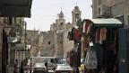 Etwa 20 Prozent der israelischen Staatsangehörigen sind Araber - christlichen und muslimischen Glaubens. Bild: Blick auf die Geburtskirche in Bethlehem.